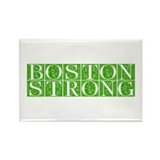 BOSTON-STRONG-FLE-GREEN Magnets
