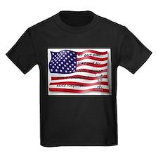 Never Forgotten Hero Flag T-Shirt