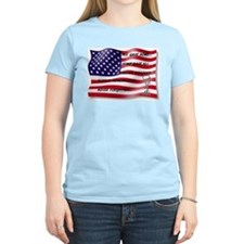 Never Forgotten Hero Flag T-Shirt