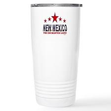 New Mexico The Enchante Travel Mug
