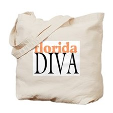Florida Diva Tote Bag