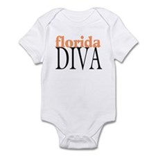 Florida Diva Infant Bodysuit