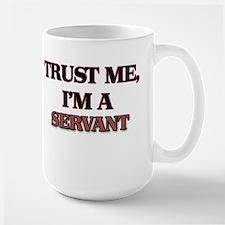 Trust Me, I'm a Servant Mugs