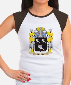 Allsup Coat of Arms - Family Crest T-Shirt