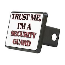 Trust Me, I'm a Security Guard Hitch Cover