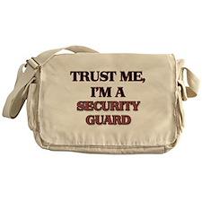 Trust Me, I'm a Security Guard Messenger Bag