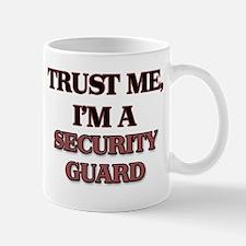 Trust Me, I'm a Security Guard Mugs