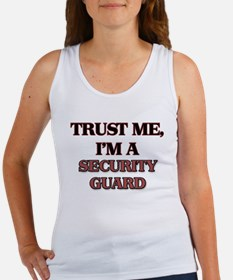 Trust Me, I'm a Security Guard Tank Top
