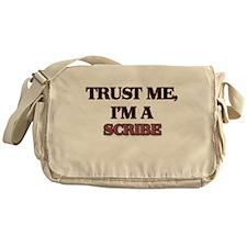Trust Me, I'm a Scribe Messenger Bag