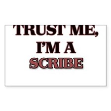 Trust Me, I'm a Scribe Decal