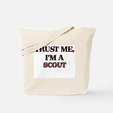Trust Me, I'm a Scout Tote Bag