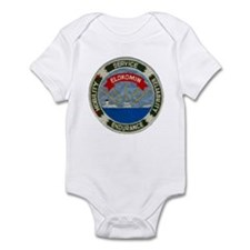 USS ELOKOMIN Infant Bodysuit
