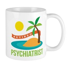 Retired Psychiatrist Mug