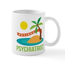 Retired Psychiatrist Mug
