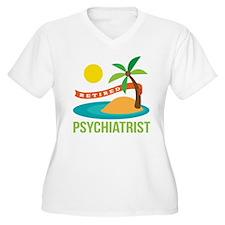 Retired Psychiatrist T-Shirt