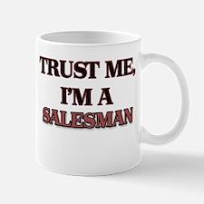 Trust Me, I'm a Salesman Mugs