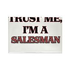 Trust Me, I'm a Salesman Magnets