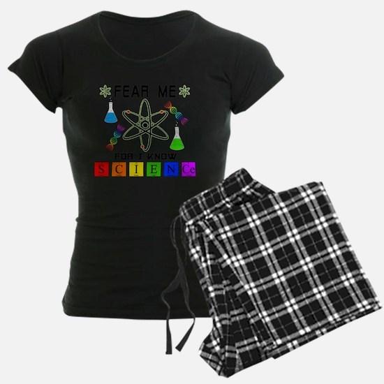 SCIENCE-Fear Me Pajamas