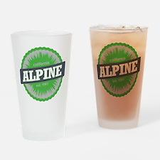 Alpine Meadows Ski Resort California Lime Green Dr