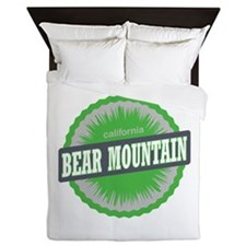 Bear Mountain Ski Resort California Lime Green Que