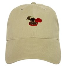 Collie Valentine's Day Gifts Baseball Cap