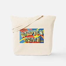 Hampton Beach New Hampshire Tote Bag