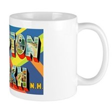 Hampton Beach New Hampshire Mug