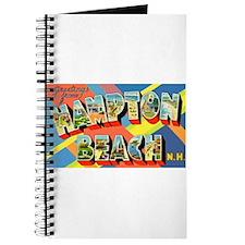 Hampton Beach New Hampshire Journal