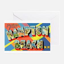 Hampton Beach New Hampshire Greeting Cards (Packag