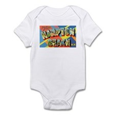 Hampton Beach New Hampshire Infant Bodysuit