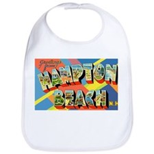 Hampton Beach New Hampshire Bib