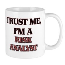 Trust Me, I'm a Risk Analyst Mugs
