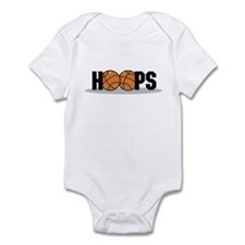 Hoops Infant Bodysuit