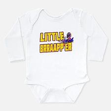 Little Brraapp'er Onesie Romper Suit