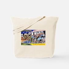 Laguna Beach California Greetings Tote Bag