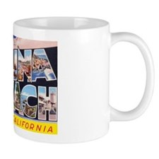Laguna Beach California Greetings Mug