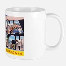 Laguna Beach California Greetings Small Small Mug