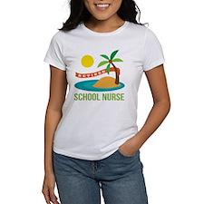 Retired School Nurse Tee