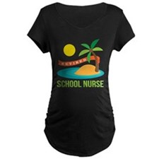 Retired School Nurse T-Shirt