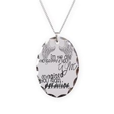 raised from perdition Necklace