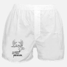 raised from perdition Boxer Shorts