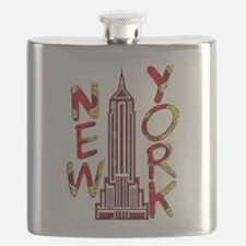 Empire State Building 2f Flask