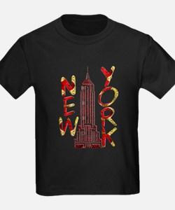 Empire State Building 2f T-Shirt