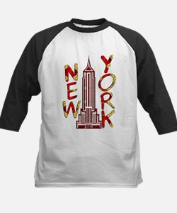 Empire State Building 2f Baseball Jersey