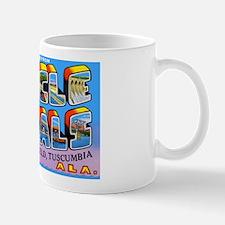 Muscle Shoals Alabama Greetings Mug