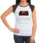 Couch Potato Women's Cap Sleeve T-Shirt