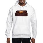 Couch Potato Hooded Sweatshirt