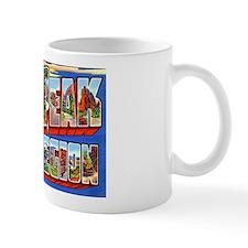 Pikes Peak Colorado Greetings Mug