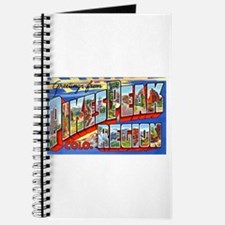Pikes Peak Colorado Greetings Journal