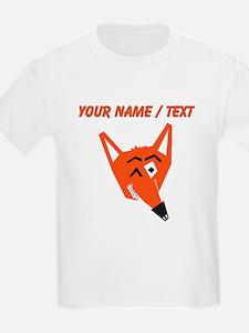 Custom Winking Fox T-Shirt
